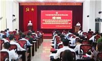 Bầu cử Quốc hội và HĐND: Người ứng cử tiến hành vận động bầu cử