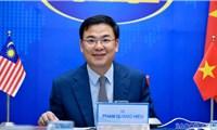 Việt Nam - Malaysia: Đối thoại Chiến lược quan chức cấp cao lần thứ 2
