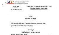 Luật Doanh nghiệp 2020