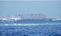 Truyền thông Trung Quốc lại vu vạ và kích động gây rối ở Biển Đông