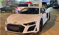 Audi R8 2021 đầu tiên về Việt Nam