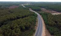 Cao tốc nối Đà Nẵng và Thừa Thiên Huế sắp về đích