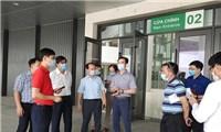Dịch COVID-19: Bệnh viện dã chiến ở Hà Nam bắt đầu tiếp nhận các ca F1