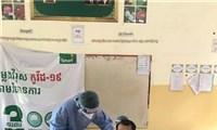 Campuchia tiêm phòng'Khu vực Đỏ'