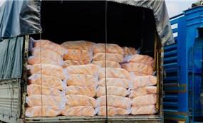Chung tay góp gạo, các thiết bị y tế cho người Việt ở Campuchia