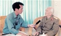 Kỷ niệm làm phim về Đại tướng Võ Nguyên Giáp-Phần 2