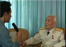 Kỷ niệm làm phim về Đại tướng Võ Nguyên Giáp-Phần 1