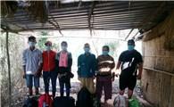 Tây Ninh kịp thời ngăn chặn 12 người chuẩn bị nhập cảnh trái phép vào Việt Nam