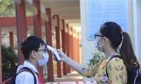 Ngày mai (6/5) học sinh ở Quảng Nam đi học trở lại, trừ Tp Hội An