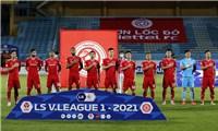 Vòng 13 V-League không bị phá sản, Viettel chọn sân Việt Trì đấu Hà Tĩnh FC