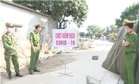 Hưng Yên phát hiện thêm hai trường hợp dương tính với SARS-CoV-2