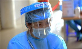 Thái Bình họp khẩn sau khi có 5 ca dương tính SARS-CoV-2 liên quan BV Bệnh Nhiệt đới TƯ