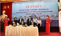 Bộ GTVT ký hợp đồng PPP đầu tiên với Tập đoàn Sơn Hải làm cao tốc Nha Trang - Cam Lâm