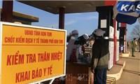 Kon Tum: Thông báo bắt đầu từ 6/5 tạm dừng các hoạt động không thiết yếu