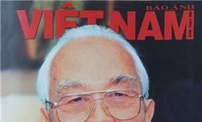 Bài thơ người dân mừng thọ Đại tướng Võ Nguyên Giáp tròn 100 tuổi