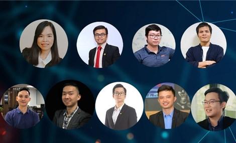 9 lãnh đạo công nghệ trẻ trong lĩnh vực AI