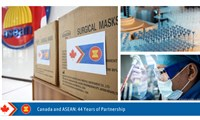 Canada supported ASEAN in responding to the Covid-19 pandemic
