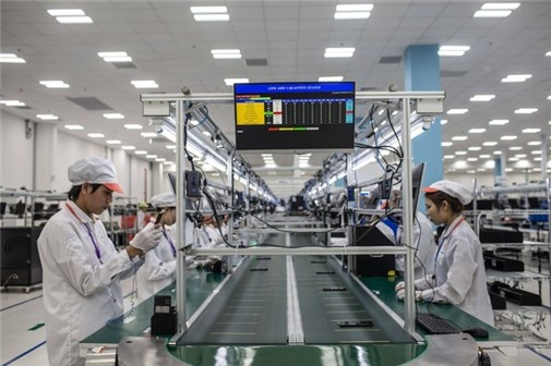 Vietnam continues to be selected by European and American businesses for the supply chain