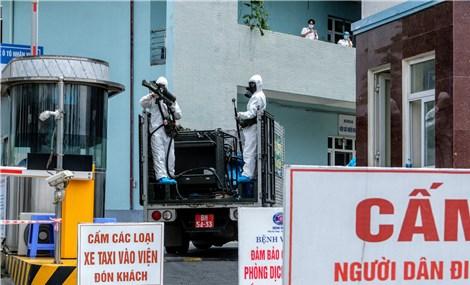 Quảng Nam xét nghiệm nhanh cho người ứng cử