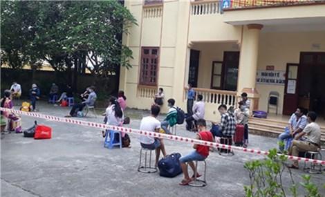Bắc Ninh chuẩn bị lập 2 bệnh viện dã chiến tại huyện Tiên Du và Gia Bình
