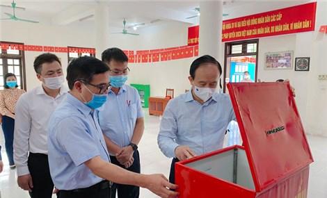 Hà Nội: Toàn hệ thống chính trị vào cuộc để đạt được tỷ lệ cao cử tri đi bầu cử