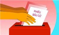 Thêm hai tỉnh có khu vực bỏ phiếu được phép tổ chức bầu cử sớm