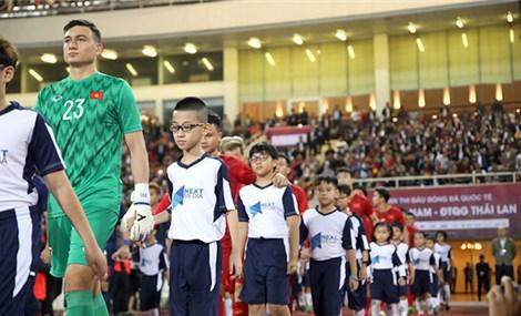 Văn Lâm là thủ môn số một đội tuyển Việt Nam