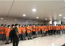 HCM City: Dozens foreigners expelled for illegal entry