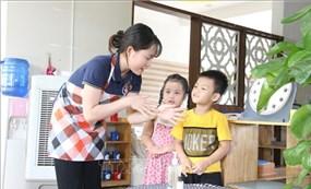 Đảm bảo an toàn cho trẻ tại các cơ sở giáo dục mầm non tư thục