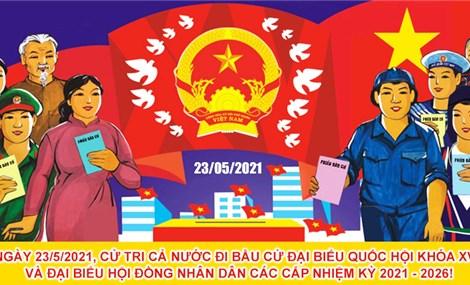 Bầu cử Quốc hội và khát vọng Việt Nam: Hướng đến nền quản trị quốc gia hiện đại