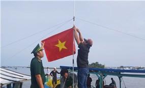 Đoàn kết cùng nhau bảo vệ chủ quyền biển đảo