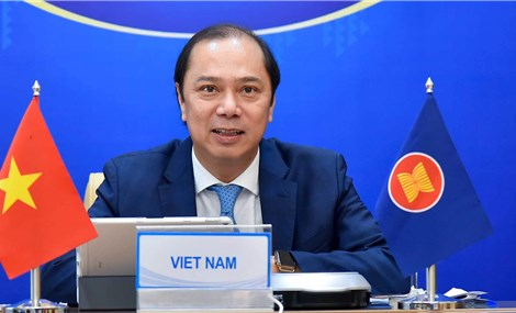 Việt Nam nêu vấn đề Biển Đông tại cuộc họp ASEAN - Trung Quốc