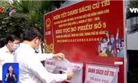 Đà Nẵng sẵn sàng bầu cử trạng thái mới trong vùng dịch