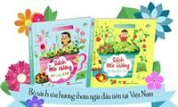Sách tỏa hương thơm đầu tiên tại Việt Nam
