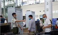 Increase the level of aviation security control during the election