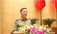 Bộ trưởng Tô Lâm gửi Thư khen lực lượng Công an trong phòng, chống dịch