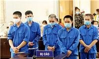 An Giang: Xét xử 5 bị cáo đưa 9 người từ Campuchia nhập cảnh trái phép
