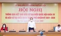 Hà Nội bầu đủ 95 đại biểu HĐND thành phố khóa XVI