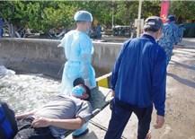 越南藩荣岛医院为脑中风患者提供急救服务