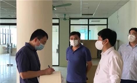 Bộ Y tế tìm địa điểm thiết lập thêm 3 bệnh viện dã chiến tại Bắc Giang