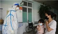 1 ngày bên trong Bệnh viện Dã chiến Bắc Ninh