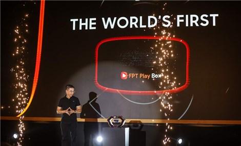 """PLAY BOX S sẽ như một """"trái tim"""" trong hệ sinh thái smartphone của FPT"""