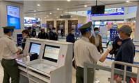 Tạm dừng nhập cảnh vào sân bay Nội Bài và Tân Sơn Nhất