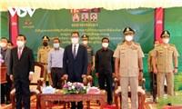 Thêm một cặp cửa khẩu quốc tế Việt Nam - Campuchia đi vào hoạt động