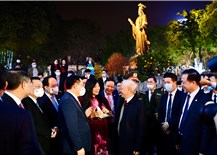 Khát vọng Việt Nam trong thời đại Hồ Chí Minh - Nhìn từ những mùa xuân lịch sử của Đảng và dân tộc