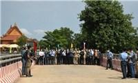 Vietnam, Cambodia open new border gate pair