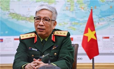 Thứ trưởng Nguyễn Chí Vịnh: 'Nếu mất biển Đông là có tội'