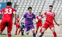Văn Toản cứu thua 11m, Việt Nam hòa Jordan 1-1