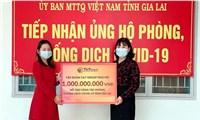T&T Group ủng hộ 2 tỷ đồng giúp Gia Lai chống dịch COVID-19