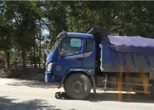 Phú Ninh (Quảng Nam): Xe cơi nới, có dấu hiệu quá tải tìm mọi cách né CSGT